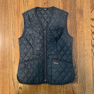 "Women's Barbour ""Betty"" Quilted Vest 